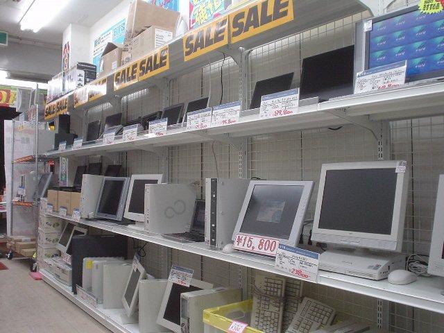 秋葉原マップ:中古パソコンショ...